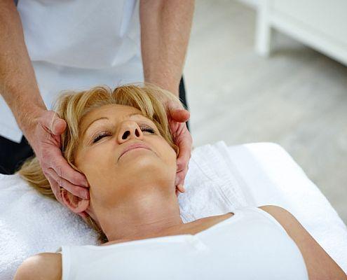 Massage Zuhause