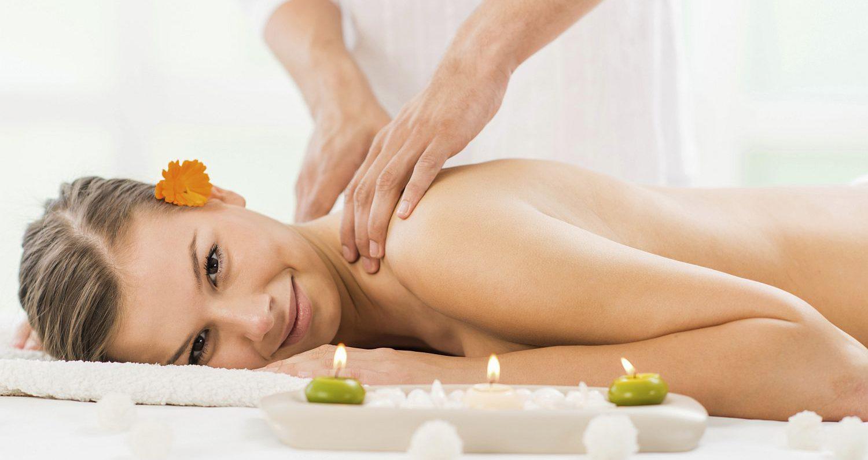 Wellnessmassage Zuhause